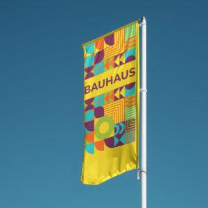 Bandeira para Mastro