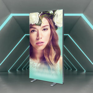 Caixa de Luz – Textile Frame LED