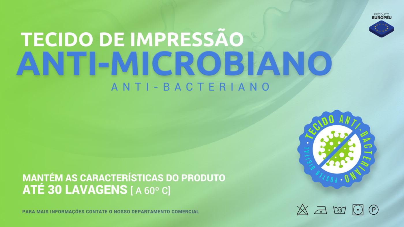 Tecido AntiMicrobiano