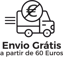 Envio gratis + 60 euros